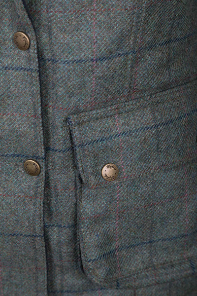 Blue Check - Ladies Bramham II Tweed Jacket