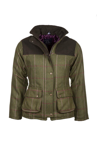 Ladies Bramham II Tweed Jacket
