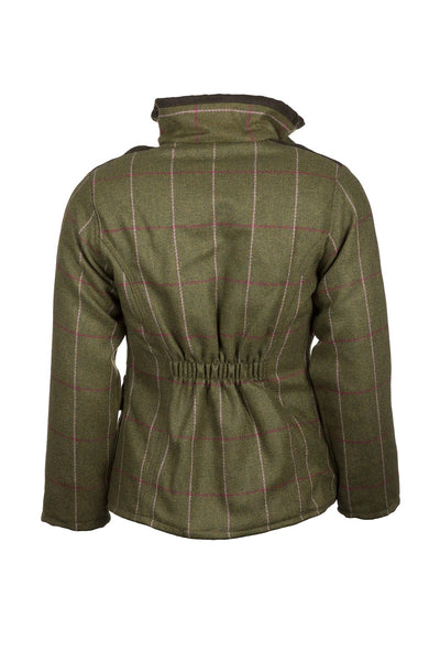 Light Green/Pink - Ladies Bramham II Tweed Jacket