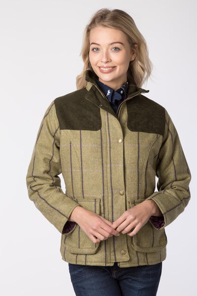 Lucinda - Ladies Bramham II Tweed Jacket