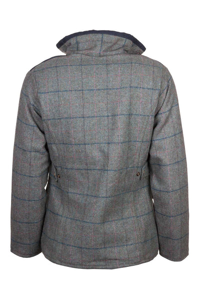 Blue Check - Bramham Tweed Jacket