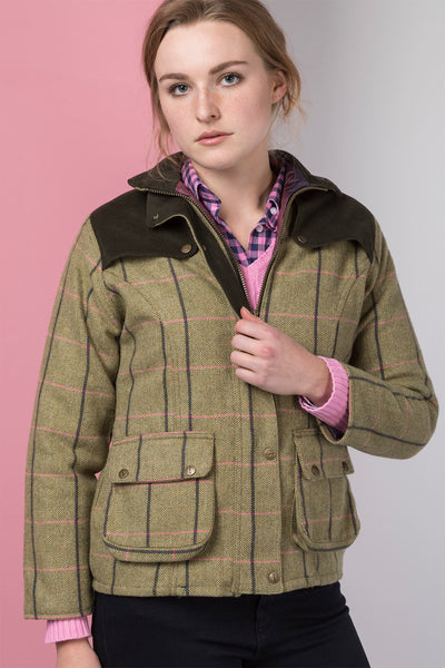 Megan - Bramham Tweed Jacket