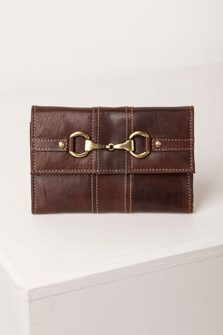 Bramham Leather Snaffle Purse