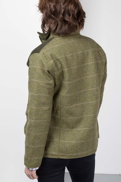 Small Check - Bramham Tweed Jacket