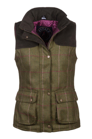 Ladies Long Tweed Jacket