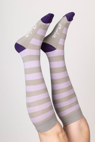 Broadstripe Knee Length Socks