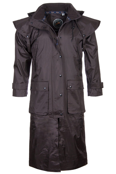 Dark Brown - Brompton Riding Coat