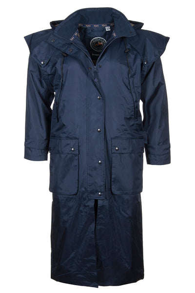 Navy - Brompton Riding Coat