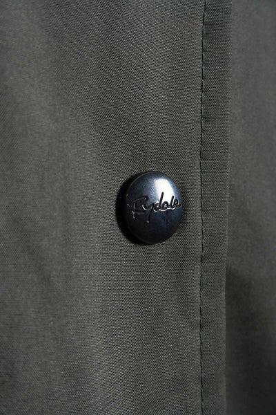 Dark Olive - Brompton Riding Coat