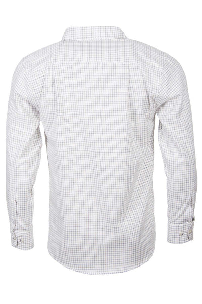 Garton Brown - Mens Rydale Long Sleeved Shirts