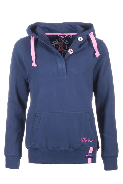 Navy - Ladies Rydale No.3 Hoodies