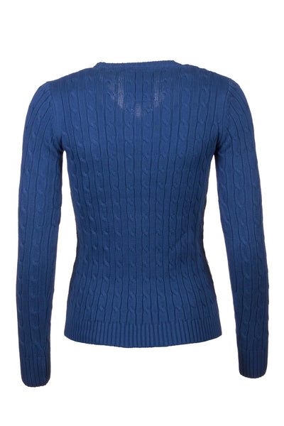 J Blue - 2016 V Neck Cable Knit Sweater