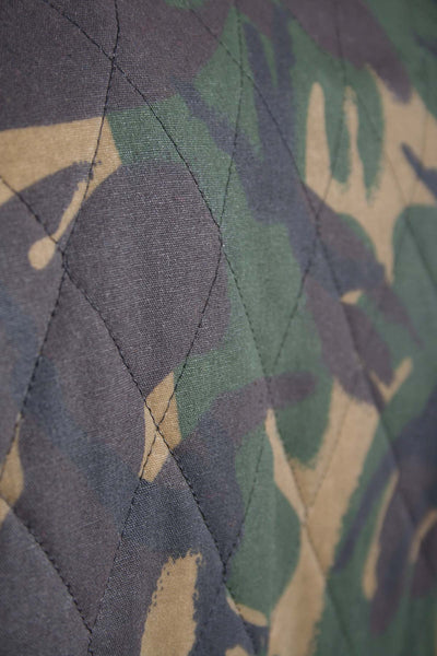 Camo - Mens Rydale Wax Coat