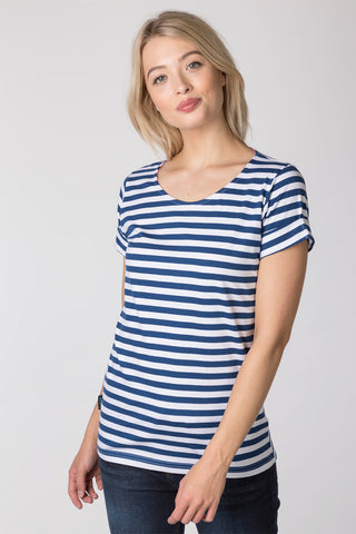 French Blue - Ladies Cayton Bay T-Shirt