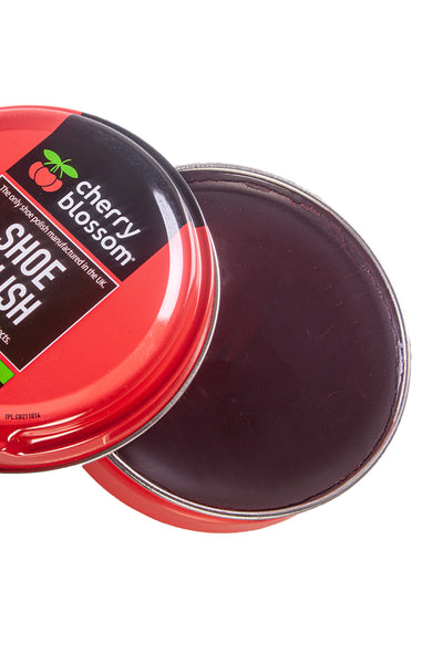 Dark Tan - Cherry Blossom Shoe Polish