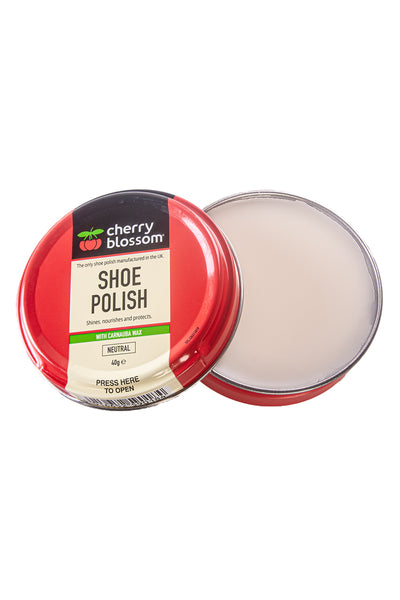 Neutral - Cherry Blossom Shoe Polish