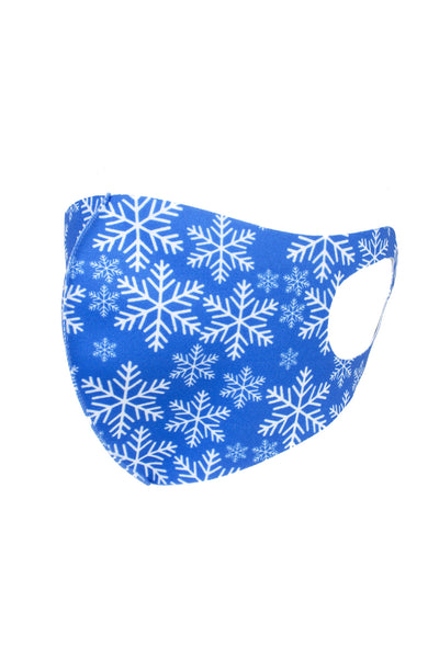 Snowflake - Christmas Face Mask