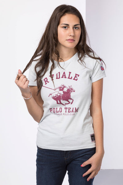 Cotton - Ladies Clara Polo Club T-Shirt