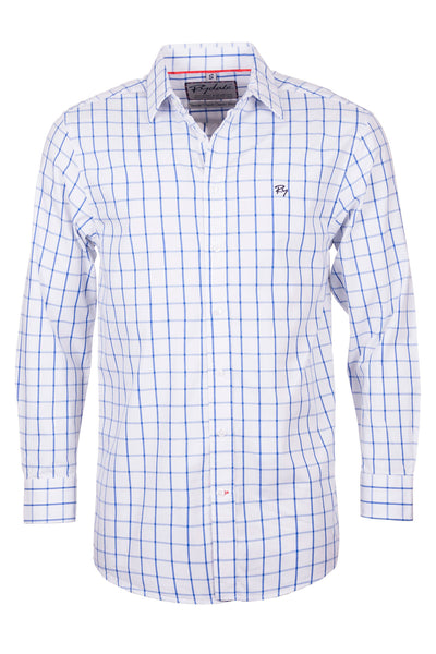 George Blue - Mens Legacy Classic Oxford Shirt