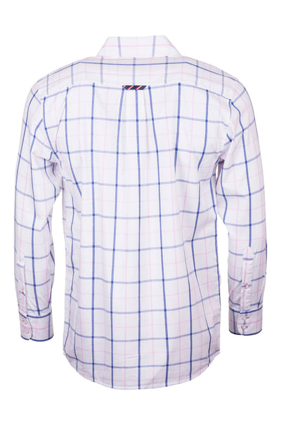 Henry Blue - Mens Legacy Classic Oxford Shirt