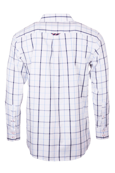 Henry Navy - Mens Legacy Classic Oxford Shirt