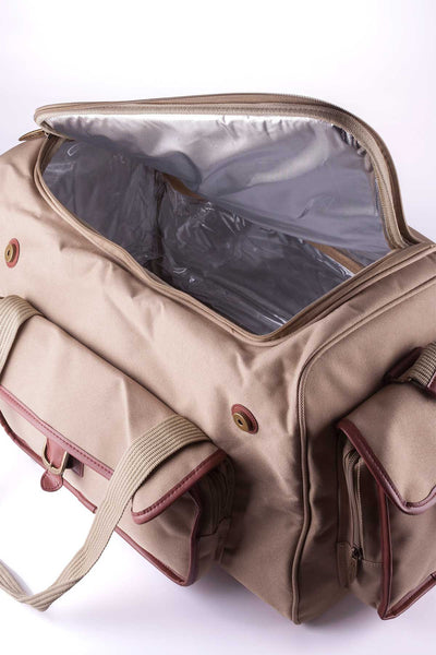 Tan - Concept Safari Cool Bag