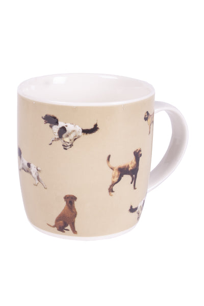Country Dog Sand - Wistow Mug