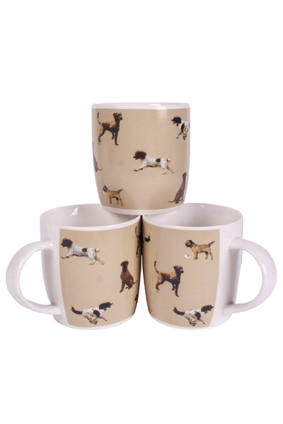 Country Dog Sand - Wistow Mug Set