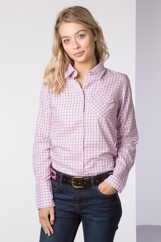 Ellie II Pink - Country Shirt - Ellie II