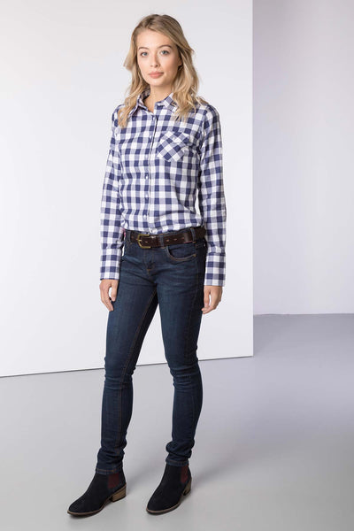 Navy - Country Shirt - Holly II