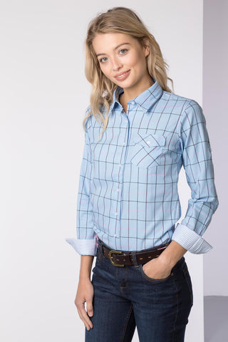 Hannah Country Shirt - Kate Tweed