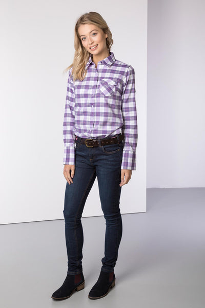Grape - Country Shirt - Lilly II