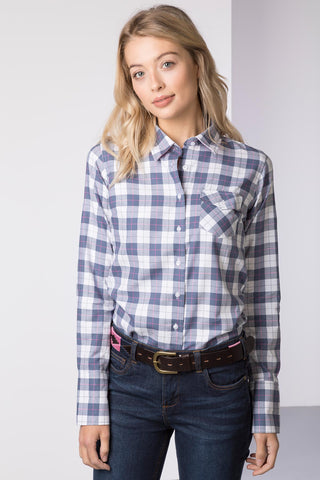 Smoke - Country Shirt - Lilly II