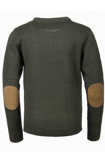 Olive - Boys Knitted Jumper