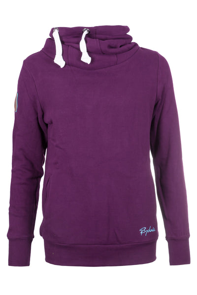 Berry - Ladies Cross Neck Sweatshirt