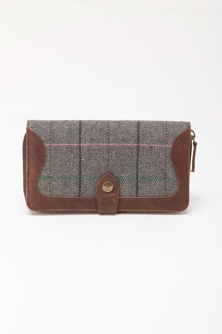 Daisy Tweed Long Purse