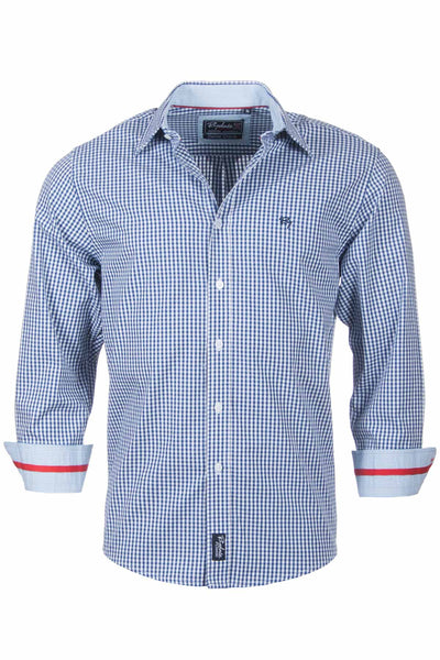 Daniel - Mens Classic Oxford Cotton Shirts