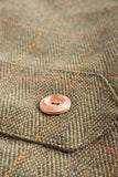 Dark Check - Rydale Tweed Dog Coat