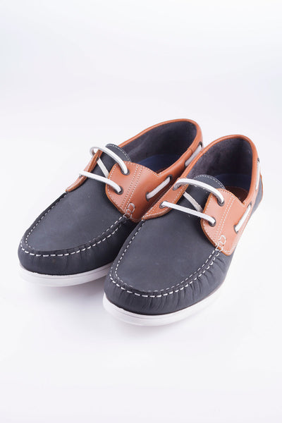 Lambertazzi Lace Boat Shoes Mens