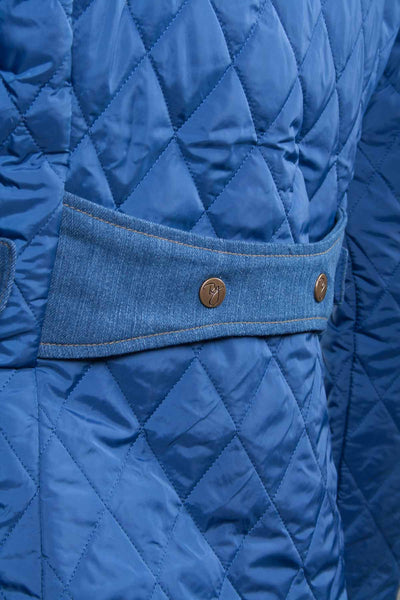 JBlue - Ladies Quilt Jacket With Luxury Trims