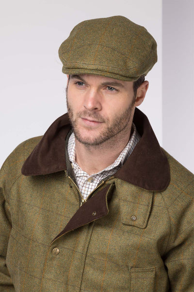 7be466e37c6 Mens Derby Tweed Flat Cap – Rydale