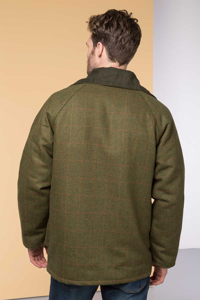 Men's English Tweed Shooting Jacket UK | Rydale Derby ...