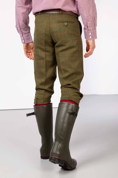 Dark Check - Derby Tweed Shooting Breeks