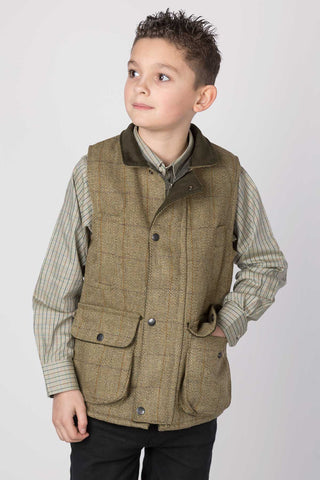 7a620f2743 Kid's Gilets | Children's Tweed Body Warmers | Rydale
