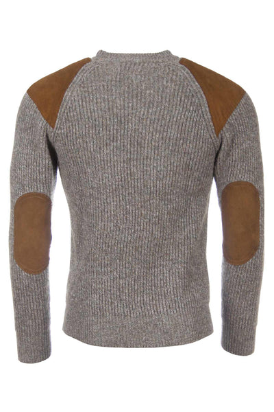 Derby Pheasant - Mens Chunky Knit Jumper