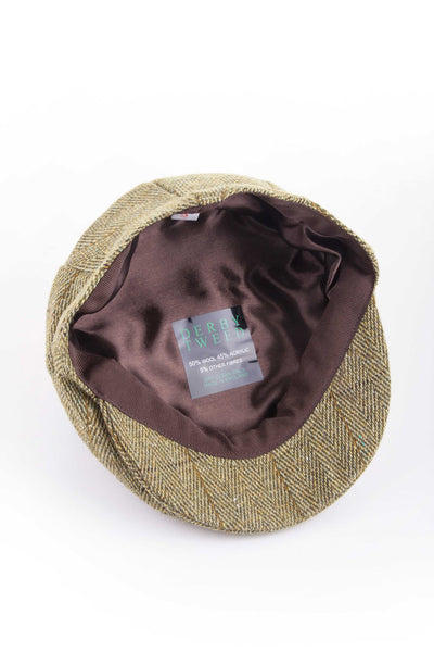 Light Check - Childrens Tweed Hats