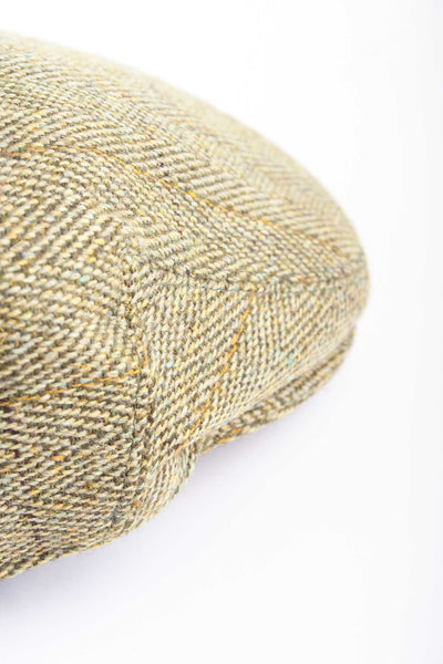 Light Check - Kids Tweed Flat Caps