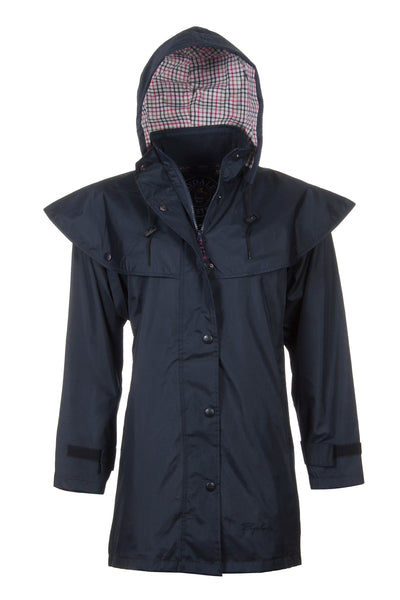 Navy - Derwent Equestrian Riding Jacket
