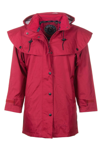 Ruby - Derwent Equestrian Riding Jacket