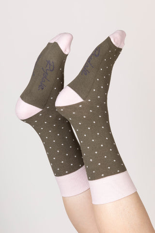 Dotty Ankle Socks
